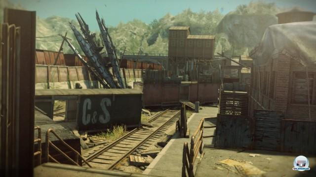 Screenshot - Resistance 3 (PlayStation3) 2216884