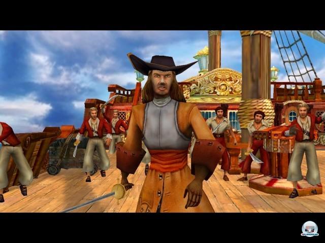 Screenshot - Sid Meier's Pirates! (iPad) 2242202
