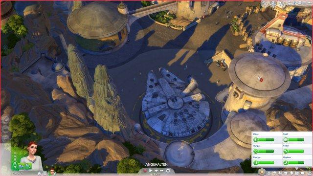 Screenshot - Die Sims 4 Star Wars: Reise nach Batuu-Gameplay-Pack (PC) 92624200