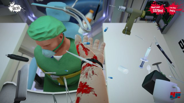 Screenshot - Surgeon Simulator 2013 (PC)