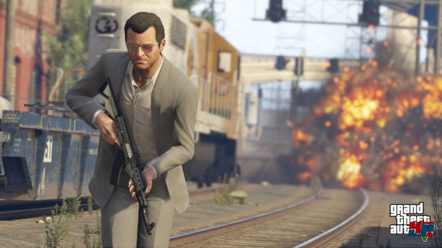 Screenshot - Grand Theft Auto 5 (PlayStation4) 92490267