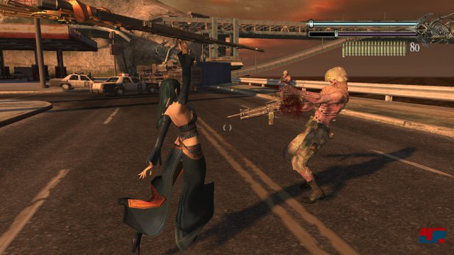 Screenshot - Bullet Witch (PC)