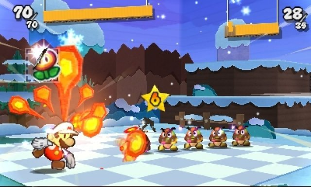 Screenshot - Paper Mario: Sticker Star (3DS) 92410497