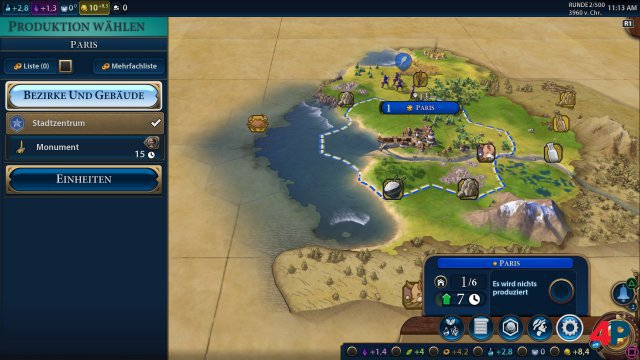 Screenshot - Civilization 6 (PS4) 92600734