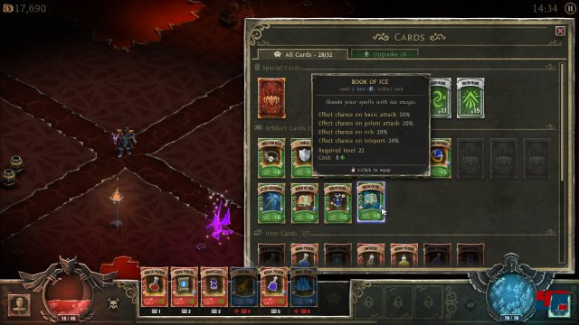 Screenshot - Book of Demons (PC) 92522167