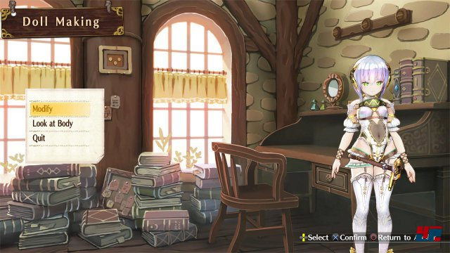 Screenshot - Atelier Sophie: The Alchemist of the Mysterious Book (PS4) 92527350