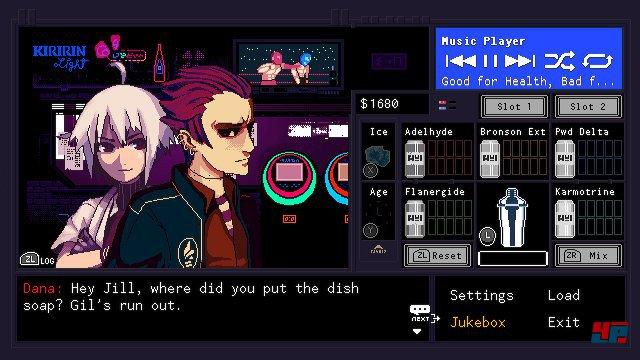 Screenshot - VA-11 Hall-A: Cyberpunk Bartender Action (Switch) 92588258