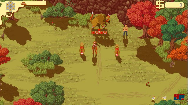 Screenshot - Westerado: Double Barreled (PC) 92503924