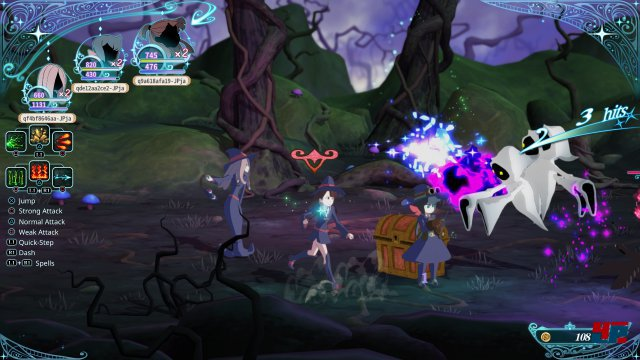 Screenshot - Little Witch Academia: Chamber of Time (PC) 92564385