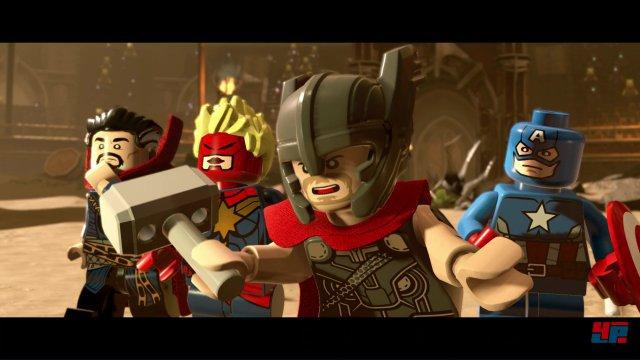 Screenshot - Lego Marvel Super Heroes 2 (PS4) 92555673