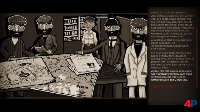 Screenshot - Through the Darkest of Times (PC) 92605020