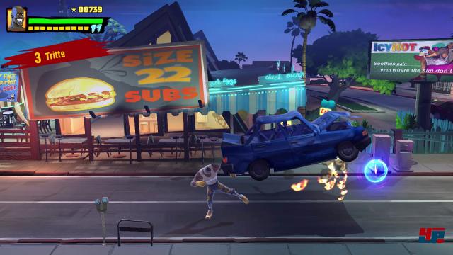Screenshot - Shaq Fu: A Legend Reborn (PS4) 92569395