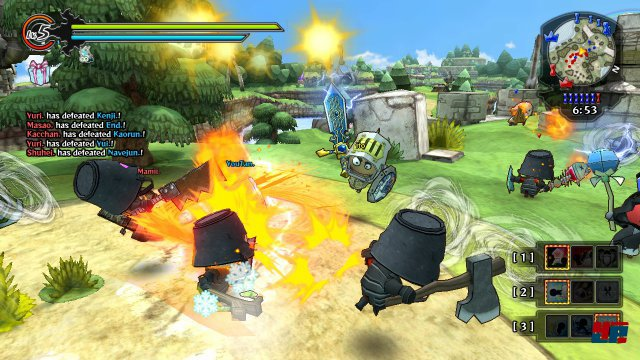 Screenshot - Happy Wars (PC) 92481212