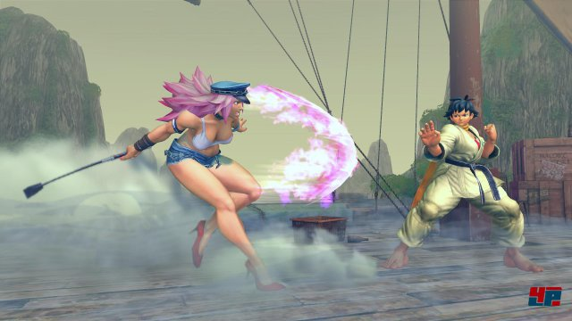 Screenshot - Ultra Street Fighter 4 (PlayStation4) 92505519