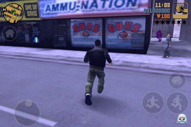 Screenshot - Grand Theft Auto III (iPhone) 2299342