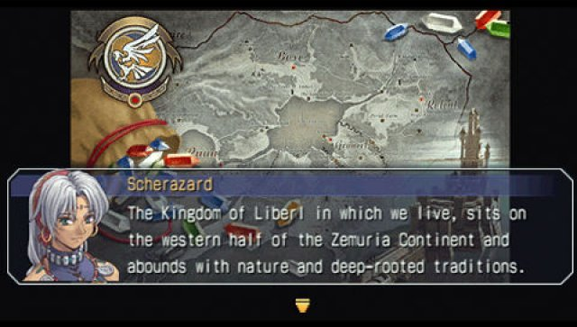Screenshot - The Legend of Heroes: Trails in the Sky (PSP) 2290382