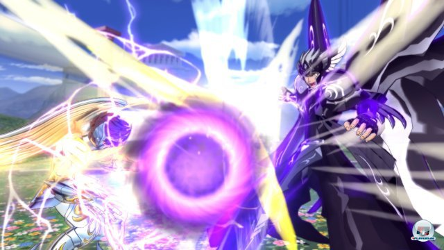 Screenshot - Saint Seiya: Brave Soldiers (PlayStation3) 92470565