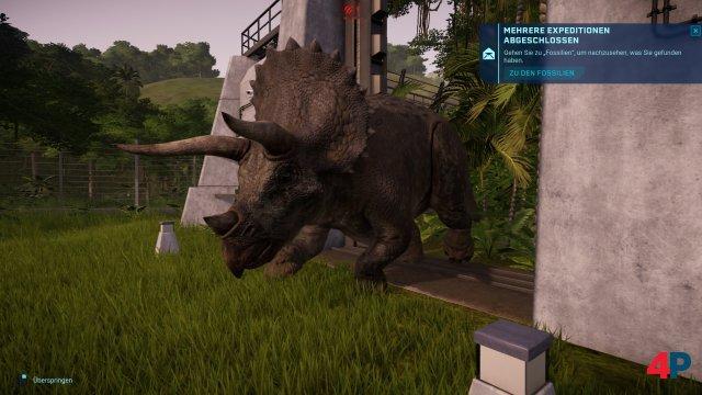 Screenshot - Jurassic World Evolution: Return to Jurassic Park (PC) 92603257