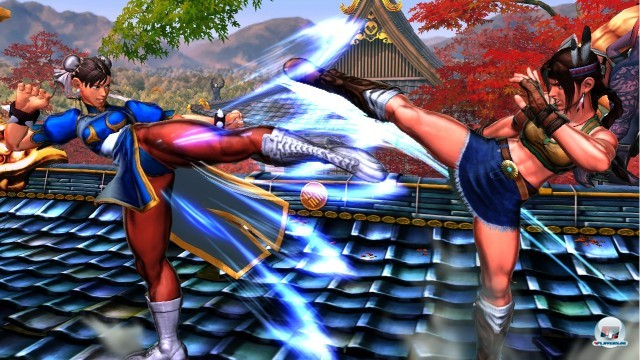 Screenshot - Street Fighter X Tekken (360) 2230338