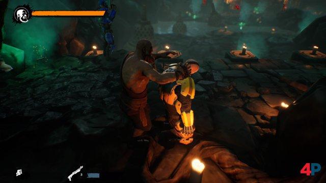 Screenshot - Redeemer (PlayStation4Pro) 92592654