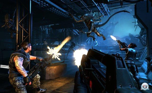 Screenshot - Aliens: Colonial Marines (360) 92430002