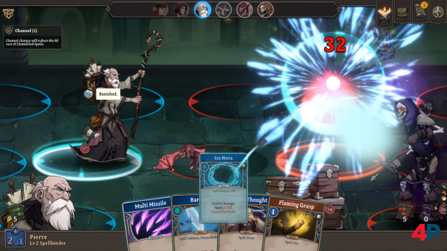 Screenshot - Gordian Quest (PC)