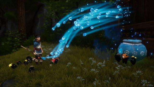 Screenshot - Kena: Bridge of Spirits (PlayStation5) 92649944