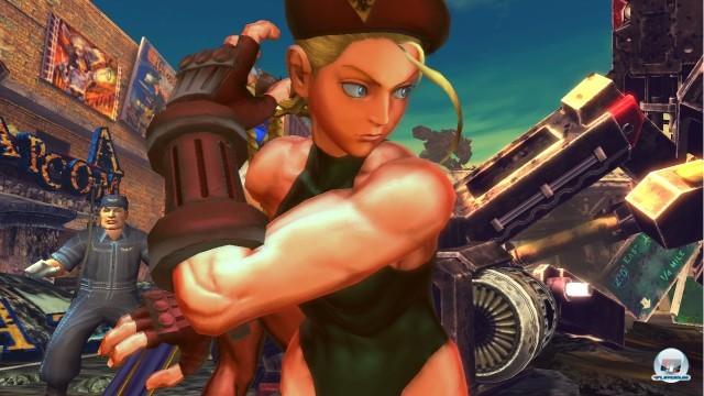 Screenshot - Street Fighter X Tekken (360) 2230329