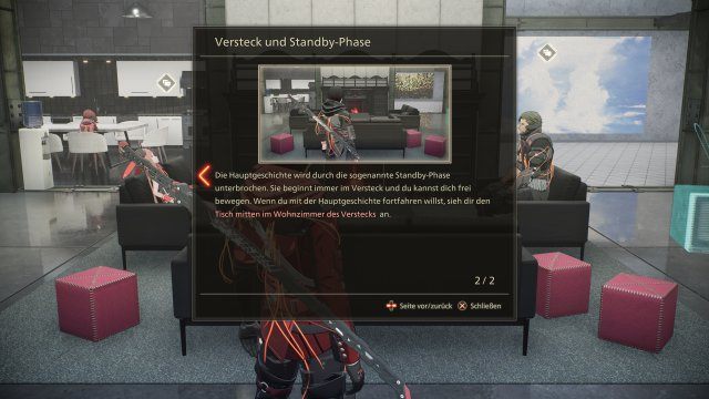 Screenshot - Scarlet Nexus (PlayStation5) 92645753