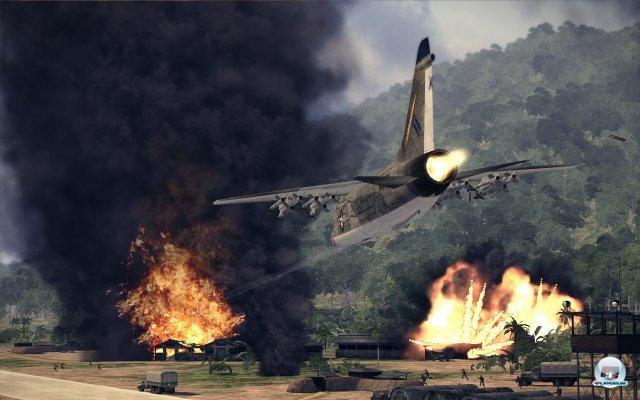 Screenshot - Air Conflicts: Vietnam (360) 92461220