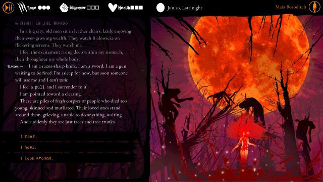 Screenshot - Werewolf: The Apocalypse - Heart of the Forest (PC) 92626561
