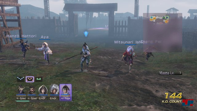 Screenshot - Warriors Orochi 3 Ultimate (PlayStation4) 92490099