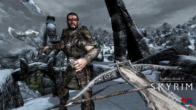 Screenshot - The Elder Scrolls 5: Skyrim VR (HTCVive)