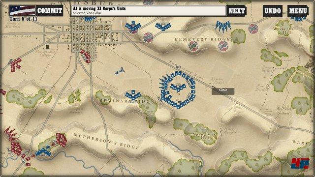 Screenshot - Gettysburg: The Tide Turns (PC) 92550294