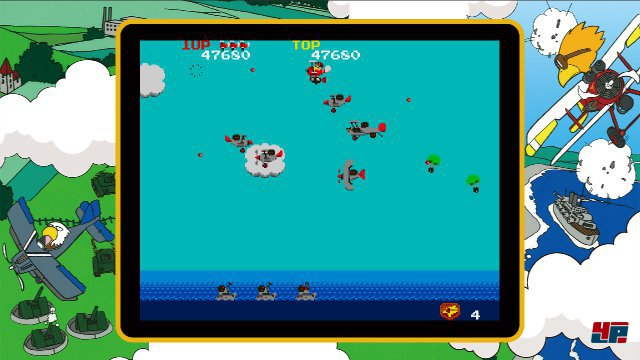 Screenshot - Namco Museum (Switch) 92544003