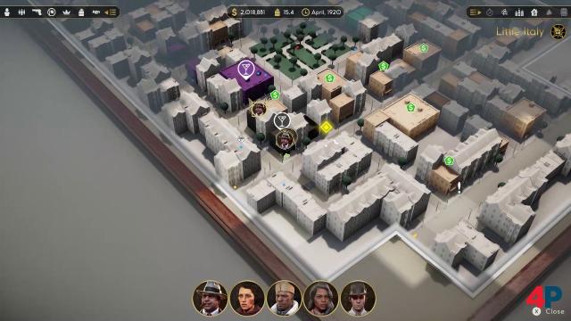 Screenshot - Empire of Sin (PC) 92603512