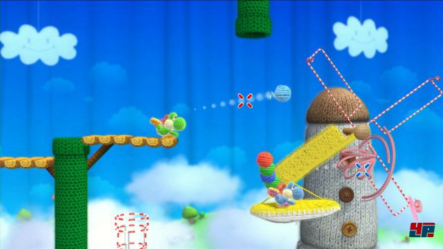 Screenshot - Yoshi's Woolly World (Wii_U) 92507625