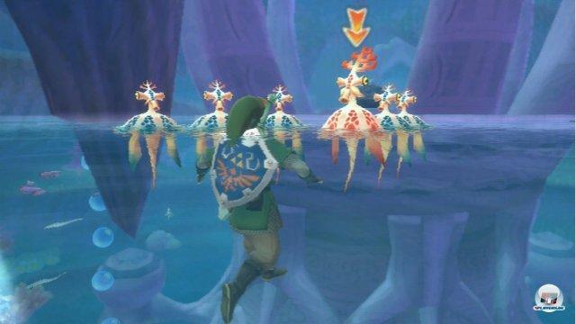 Screenshot - The Legend of Zelda: Skyward Sword (Wii) 2276627