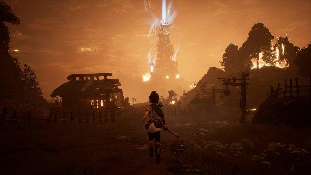 Screenshot - Kena: Bridge of Spirits (PlayStation5) 92649942