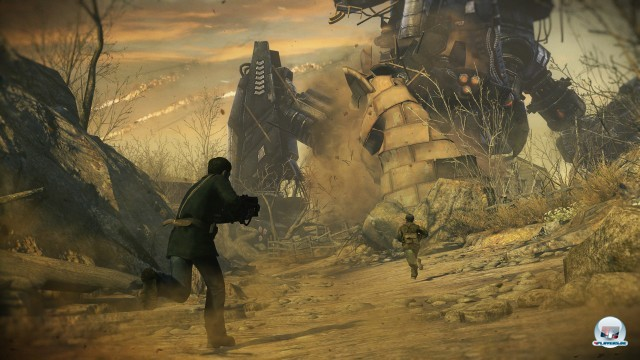 Screenshot - Resistance 3 (PlayStation3)