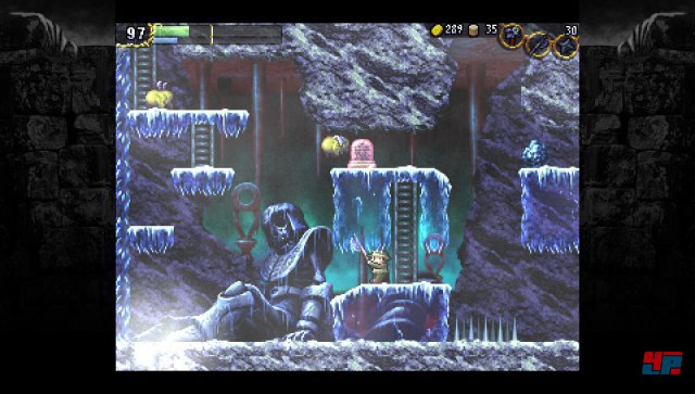 Screenshot - La-Mulana (PS_Vita)