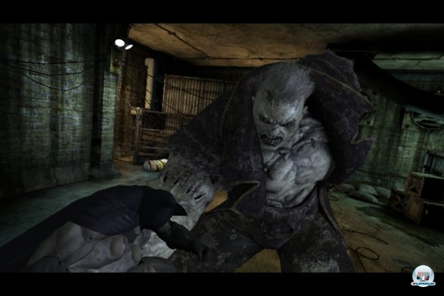 Screenshot - Batman: Arkham City Lockdown (iPhone) 2298402