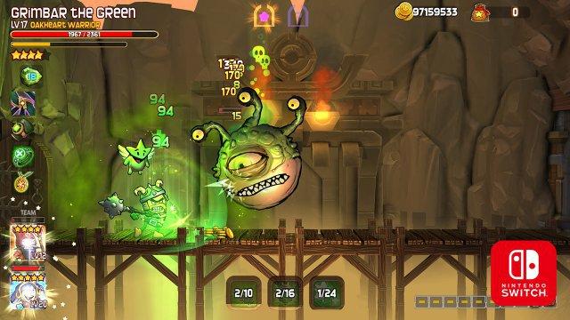 Screenshot - Dungeon Stars (Switch) 92582498