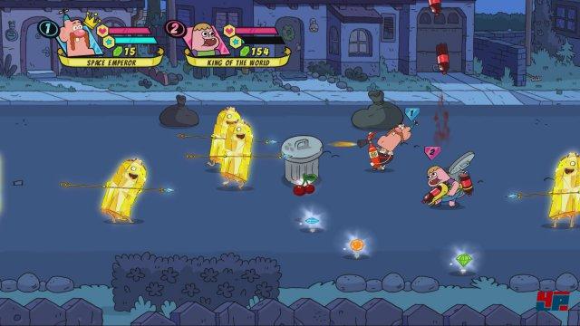Screenshot - Cartoon Network: Battle Crashers (3DS)