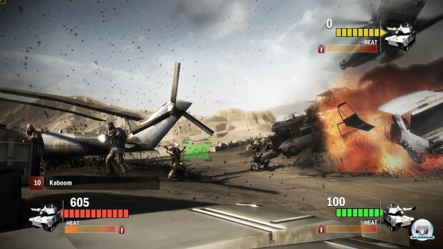 Screenshot - Heavy Fire: Afghanistan (PlayStation3) 2281817