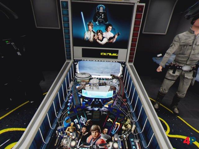 Screenshot - Star Wars Pinball VR (PlayStationVR) 92640877