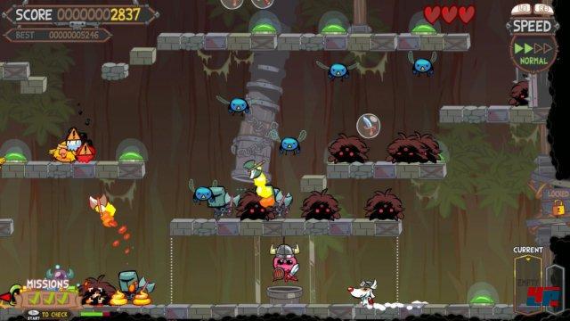Screenshot - Poöf Vs The Cursed Kitty! (PC) 92473944