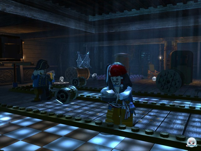 Screenshot - Lego Pirates of the Caribbean - Das Videospiel (360) 2221402