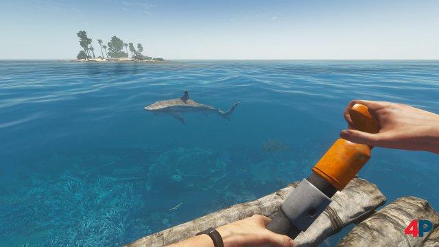 Screenshot - Stranded Deep (PS4)