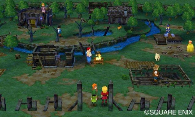 Screenshot - Dragon Quest 7: Fragmente der Vergangenheit (3DS) 92533144